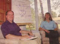 Greg Meyerhoff and Anne Salisbury, PhD