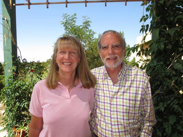 Anne Salisbury & Alan Hutner Radio