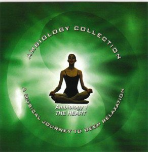 "Barry Goldstein's ""Ambiology 1: The Heart."" Great music for Transpersonal Hypnotherapy sessions!"