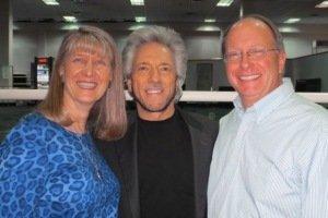 Anne Salisbury, Gregg Braden and Greg Meyerhoff, Barry Goldstein and Anne Salisbury reunite in Denver!